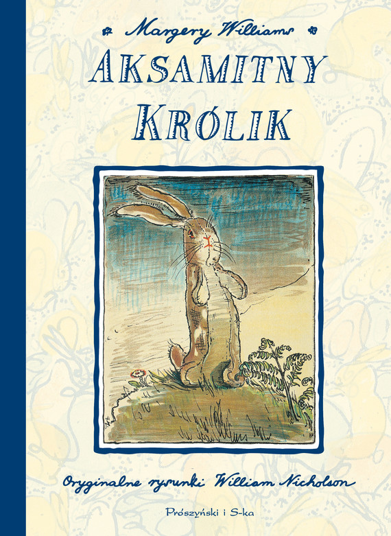 okładka Aksamitny królikebook | epub, mobi | Margery Williams