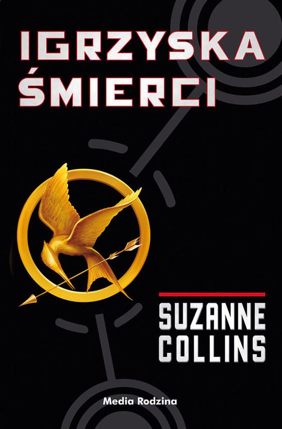 okładka Igrzyska śmierciebook | epub, mobi | Suzanne Collins