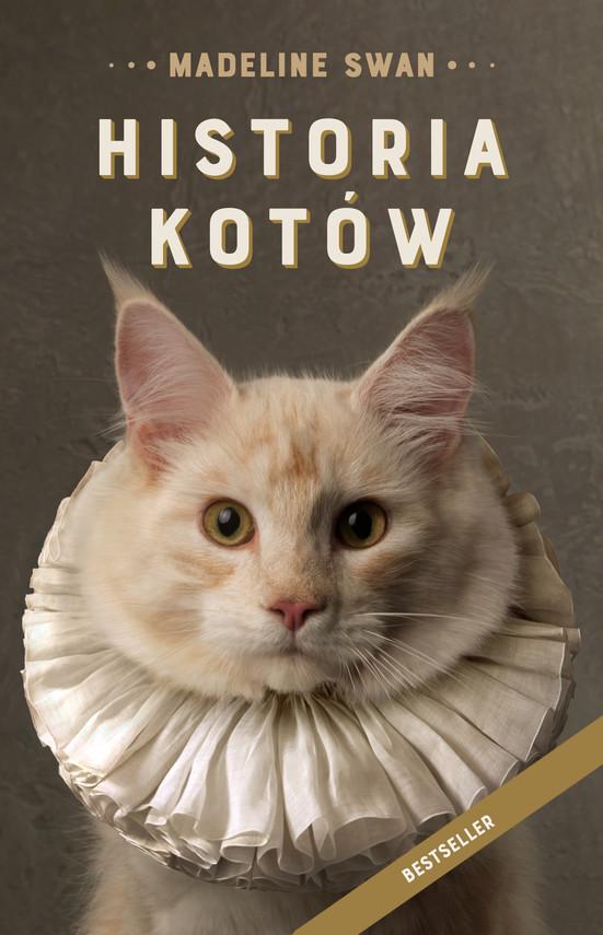 okładka Historia kotów [wydanie 2021]ebook | epub, mobi | Swan Madeline