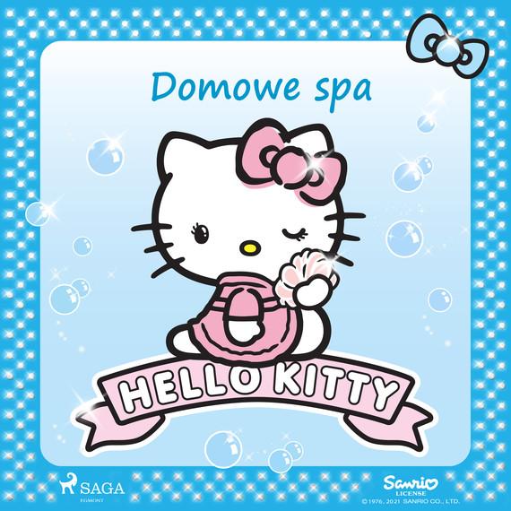 okładka Hello Kitty - Domowe spaaudiobook | MP3 | – Sanrio