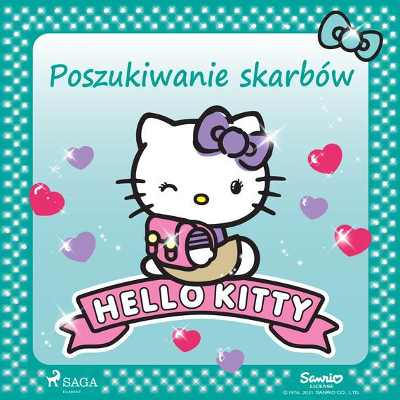 okładka Hello Kitty - Poszukiwanie skarbówaudiobook | MP3 | – Sanrio