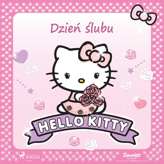 okładka Hello Kitty - Dzień ślubuaudiobook   MP3   – Sanrio