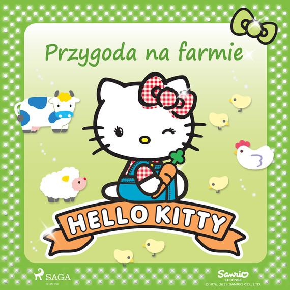 okładka Hello Kitty - Przygoda na farmieaudiobook | MP3 | – Sanrio