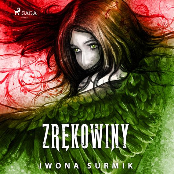 okładka Zrękowinyaudiobook | MP3 | Iwona Surmik