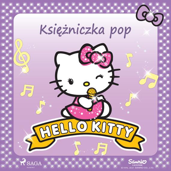 okładka Hello Kitty - Księżniczka popaudiobook | MP3 | – Sanrio