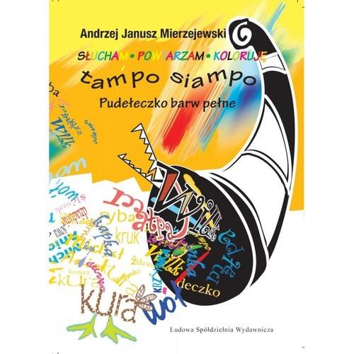 okładka Tampo siampoksiążka      Andrzej Janusz Mierzejewski