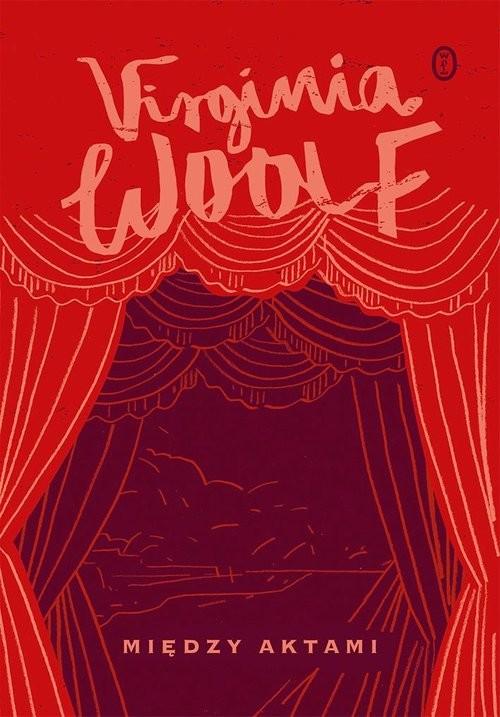 okładka Między aktamiksiążka |  | Virginia Woolf