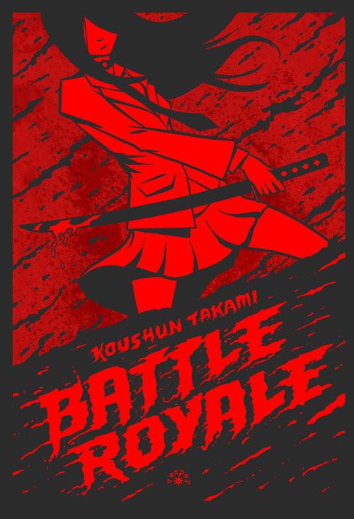 okładka Battle Royaleksiążka |  | Takami Koushun