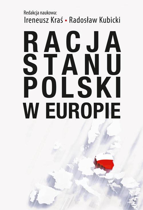 okładka Racja stanu Polski w Europieksiążka |  |