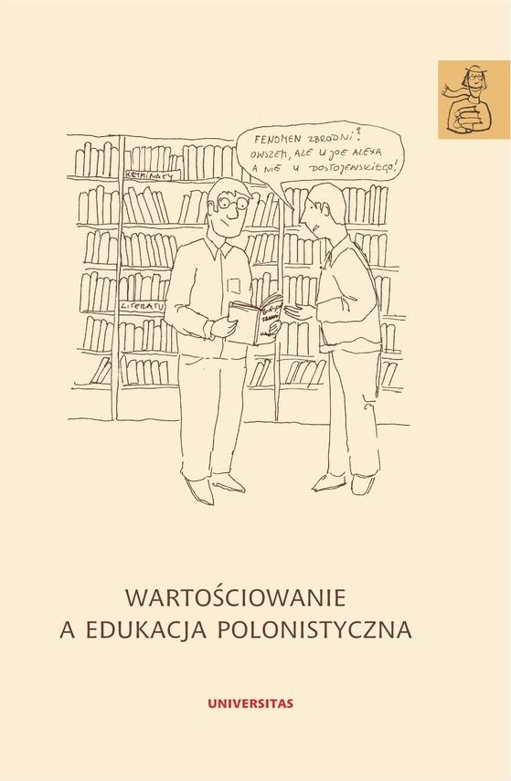 okładka Wartościowanie a edukacja polonistycznaebook   pdf   Anna Janus-Sitarz