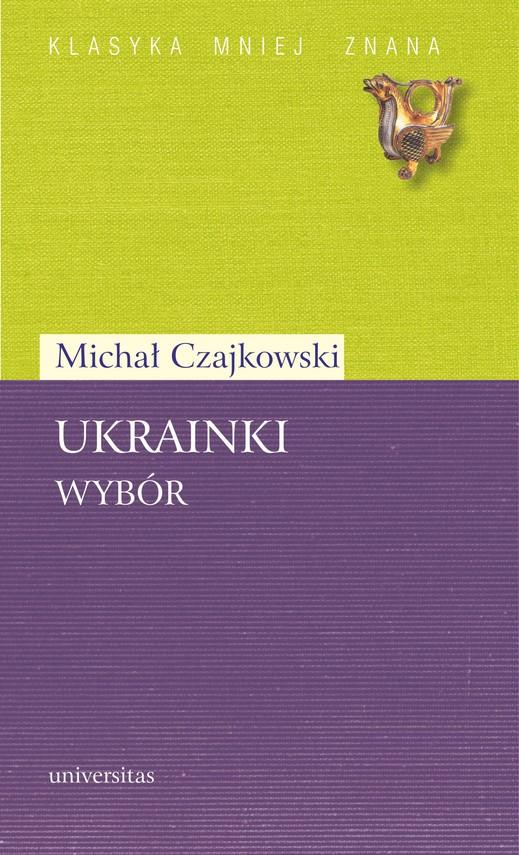 okładka Ukrainki. Wybórebook | pdf | Czajkowski Michał