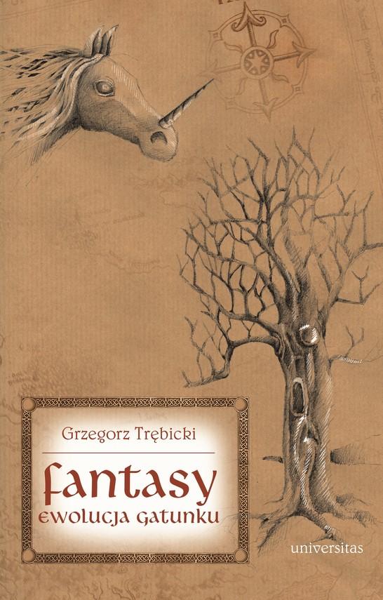okładka Fantasy. Ewolucja gatunkuebook   pdf   Trębicki Grzegorz