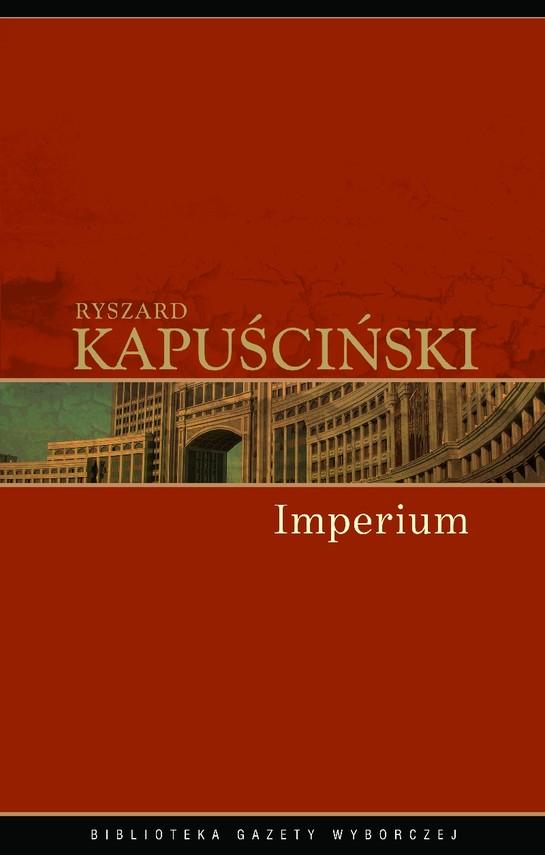 okładka Imperiumebook | epub, mobi | Ryszard Kapuściński