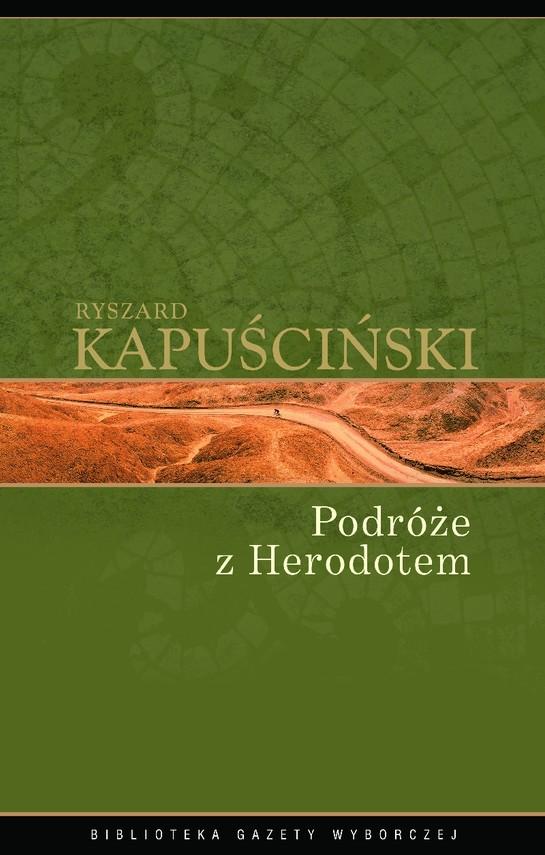 okładka Podróże z Herodotemebook   epub, mobi   Ryszard Kapuściński
