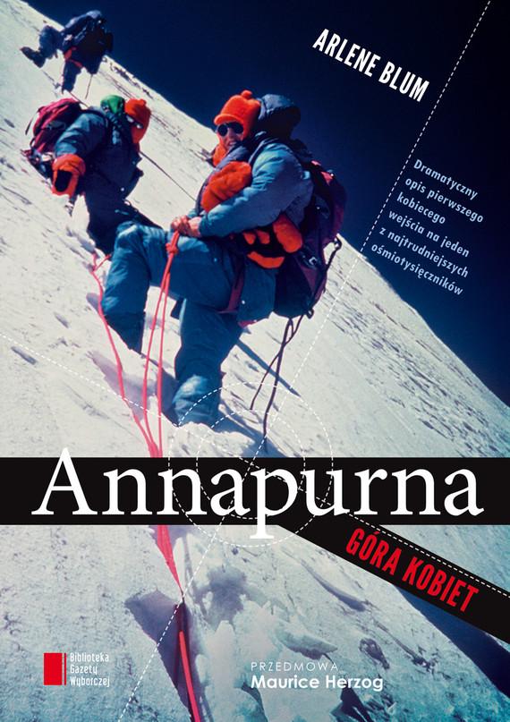 okładka Annapurnaebook | epub, mobi | Arlene Blum