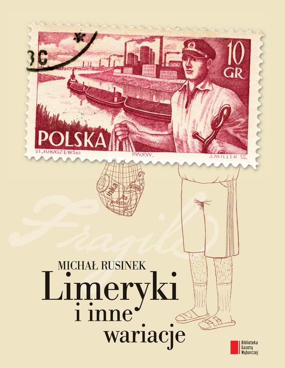 okładka Limeryki i inne wariacjeebook   epub, mobi   Michał Rusinek