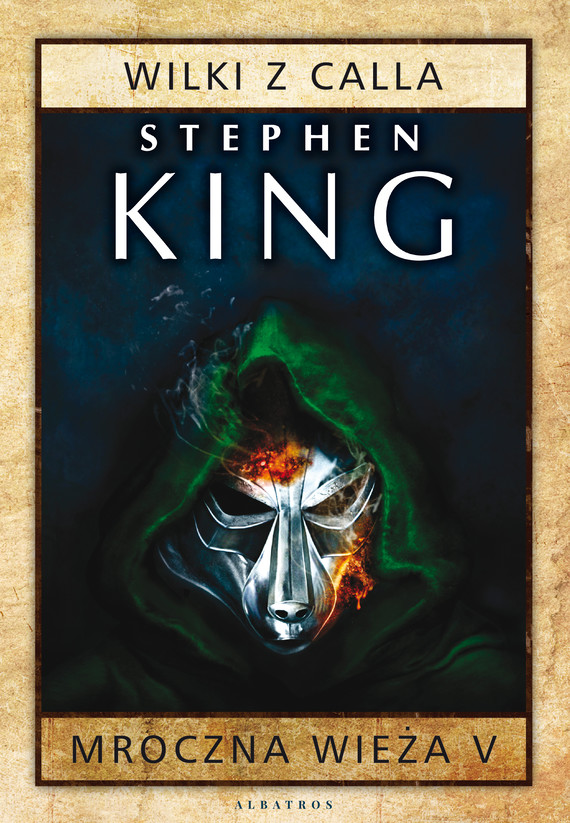 okładka MROCZNA WIEŻA Vebook   epub, mobi   Stephen King