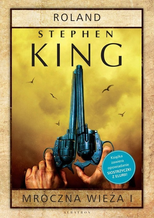 okładka Mroczna Wieża 1 Rolandksiążka |  | Stephen King