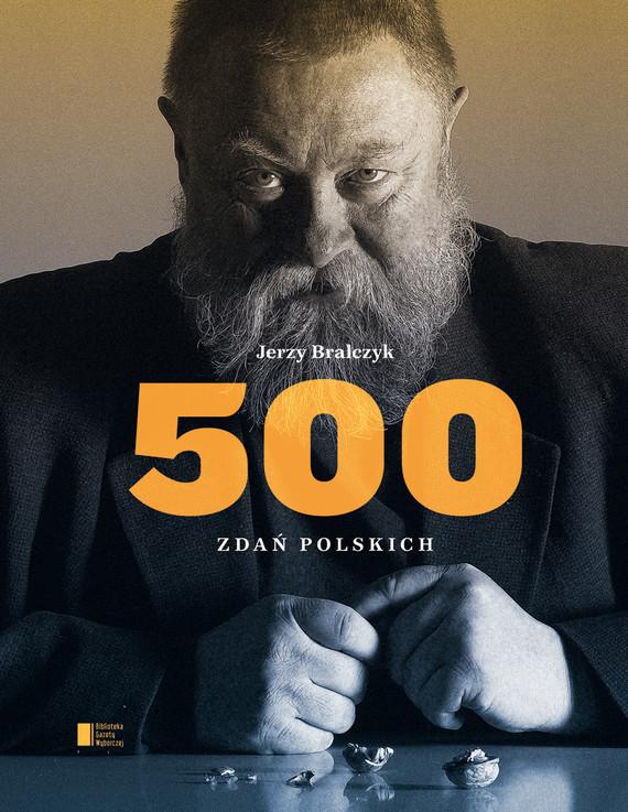 okładka 500 zdań polskichebook   epub, mobi   Jerzy Bralczyk