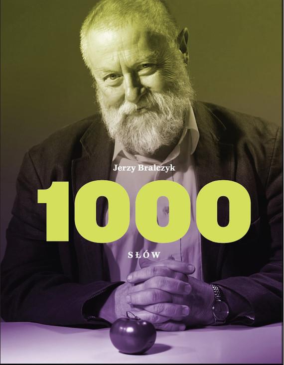 okładka 1000 słówebook | epub, mobi | Jerzy Bralczyk