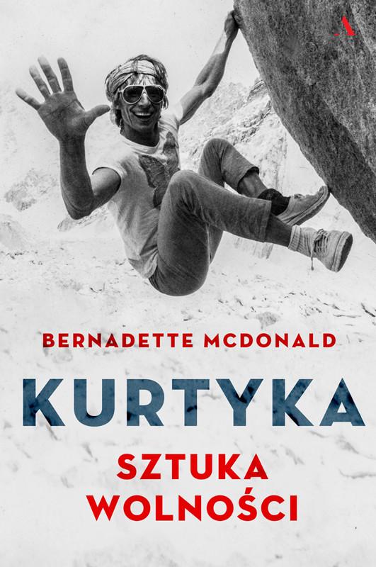okładka Kurtykaebook | epub, mobi | Bernadette McDonald