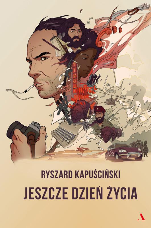 okładka Jeszcze dzień życiaebook   epub, mobi   Ryszard Kapuściński