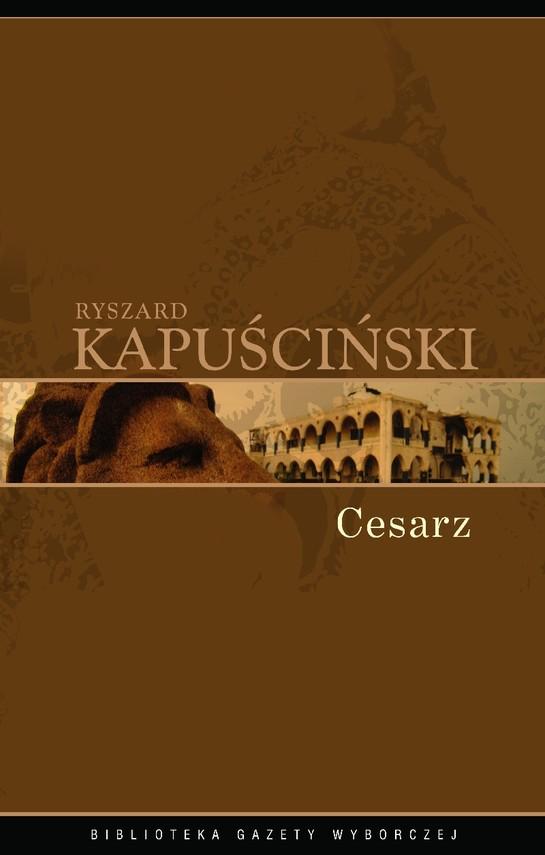 okładka Cesarzebook | epub, mobi | Ryszard Kapuściński