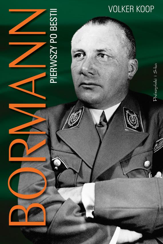 okładka Bormannebook   epub, mobi   Volker Koop