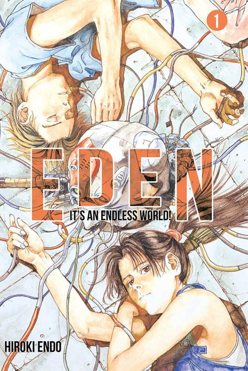 okładka Eden It's an Endless World!książka |  | Endo Hiroki