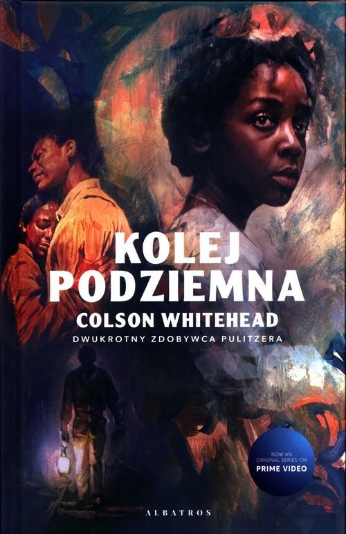 okładka Kolej podziemnaksiążka |  | Colson Whitehead