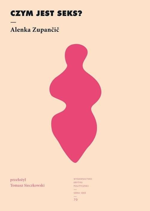 okładka Czy jest seks?książka |  | Zupančič Alenka