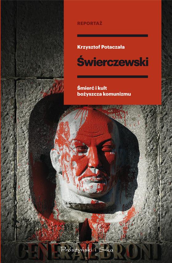 okładka Świerczewskiebook | epub, mobi | Krzysztof Potaczała
