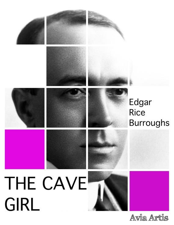 okładka The Cave Girlebook   epub, mobi   Edgar Rice Burroughs