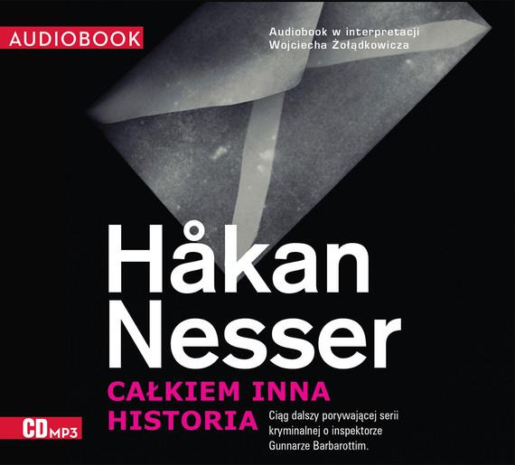 okładka Całkiem inna historiaaudiobook | MP3 | Håkan Nesser