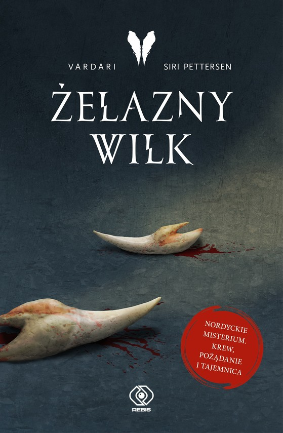 okładka Żelazny Wilkebook | epub, mobi | Siri Pettersen