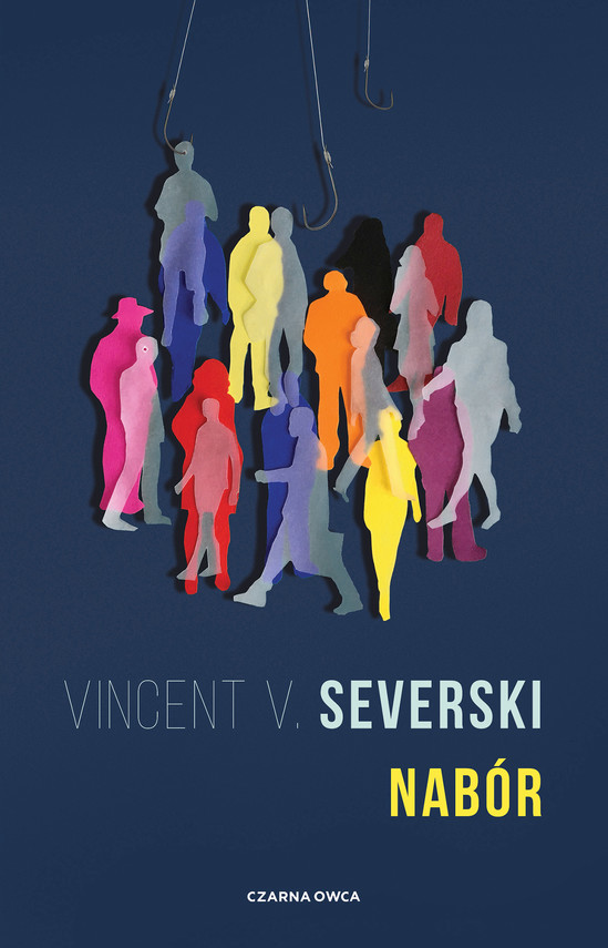 okładka Nabórebook | epub, mobi | Vincent V. Severski