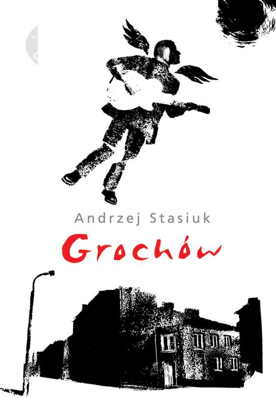 okładka Grochówaudiobook   MP3   Andrzej Stasiuk