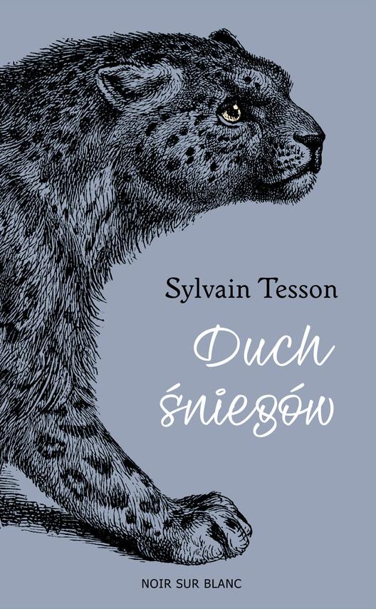 okładka Duch śniegówebook   epub, mobi   Sylvain Tesson