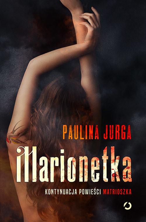 okładka Marionetkaksiążka      Paulina Jurga