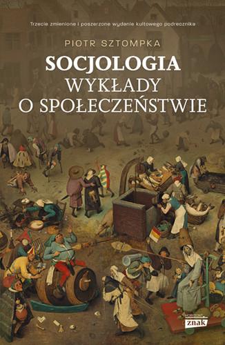 okładka Socjologia. Wykłady o społeczeństwieksiążka |  | Piotr Sztompka