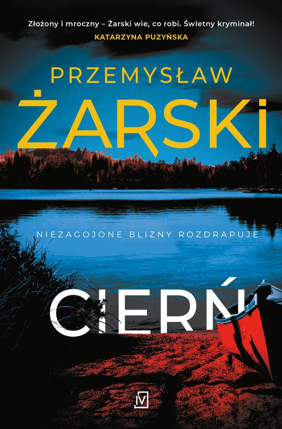 okładka Cierńebook | epub, mobi | Przemysław Żarski