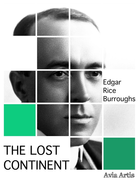 okładka The Lost Continentebook | epub, mobi | Edgar Rice Burroughs