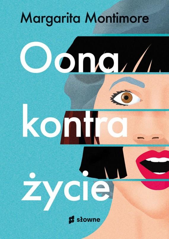 okładka Oona kontra życie książka |  | Margarita Montimore