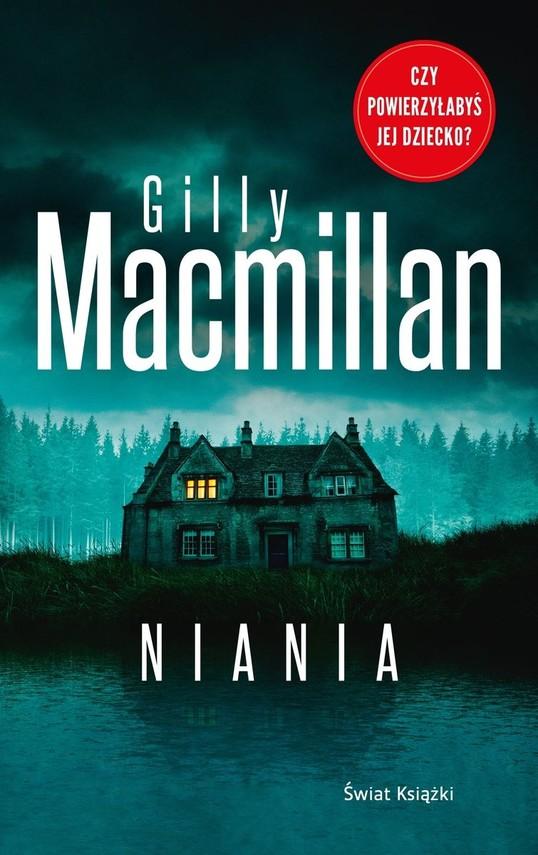 okładka Nianiaksiążka |  | Macmillan Gilly