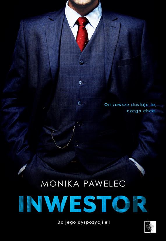 okładka Inwestorebook | epub, mobi | Monika  Pawelec
