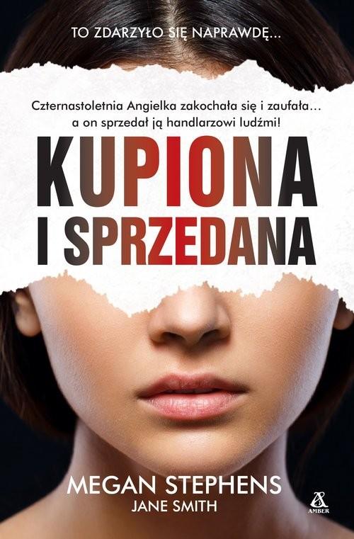 okładka Kupiona i sprzedanaksiążka      Megan Stephens