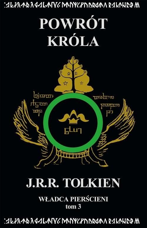 okładka Władca Pierścieni Tom 3 Powrót królaksiążka |  | J.R.R. Tolkien