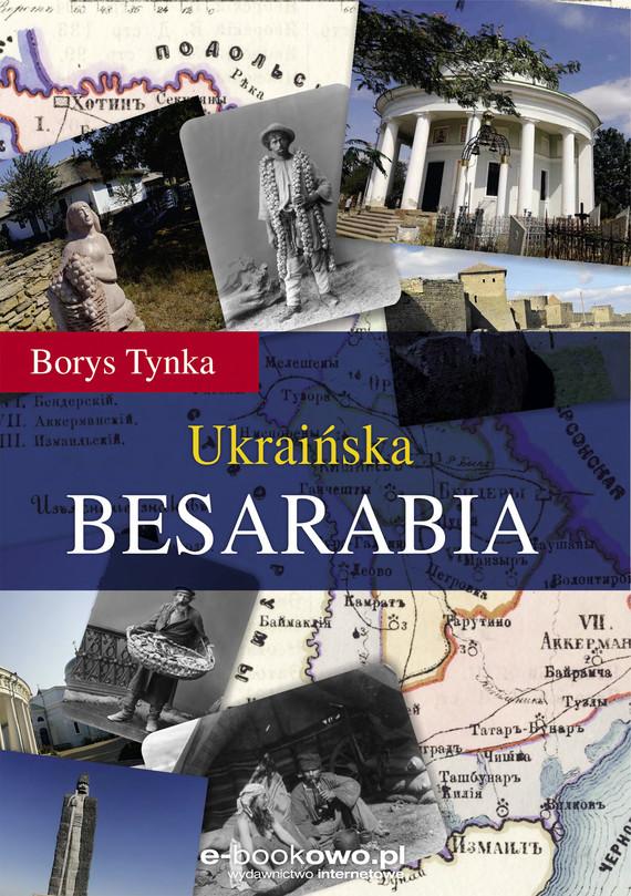 okładka Ukraińska Besarabiaebook   epub, mobi   Tynka Borys