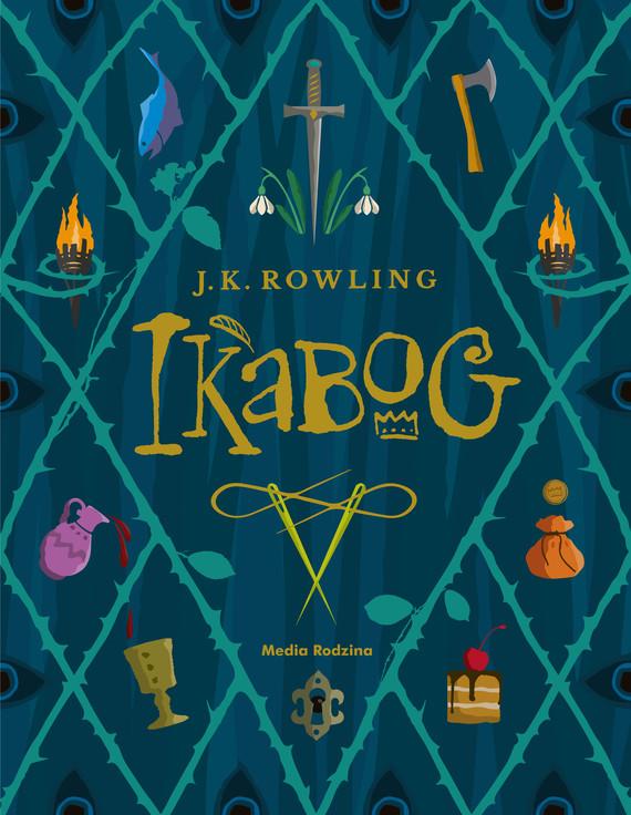 okładka Ikabogebook | epub, mobi | Joanne K. Rowling