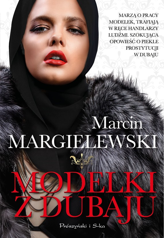 okładka Modelki z Dubajuebook | epub, mobi | Marcin Margielewski